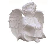 Ангел сидячий