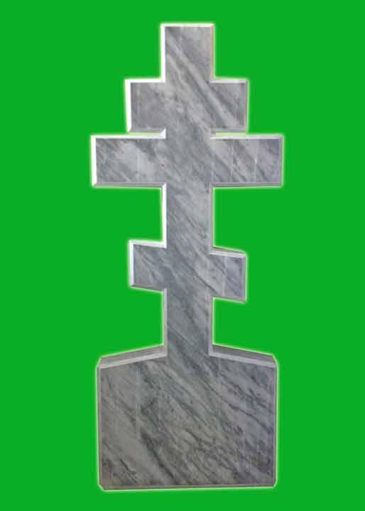 Памятник из мрамора № 17