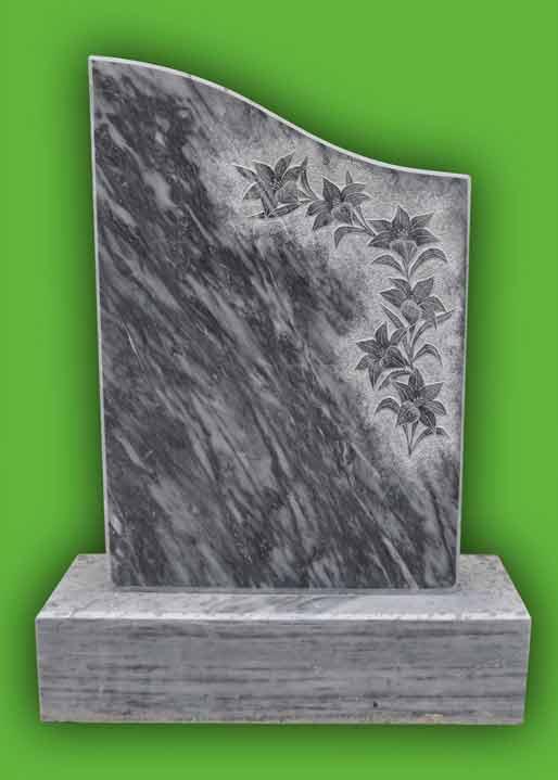 Памятник из мрамора № 3