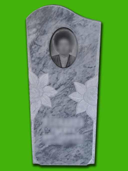 Памятник из мрамора № 8